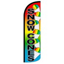 NEOPlex SW11011 Snow Cones Multi Color Spd Swooper 38