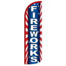 NEOPlex SW11036 Fireworks Red/Blue/White Spd Swooper 38