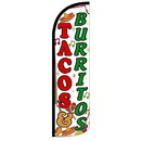 NEOPlex SW11076 Tacos & Burritos Wht/Red/Grn Spd Swooper 38