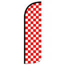 NEOPlex SW11086 Checkered Red / White Spd Swooper 38