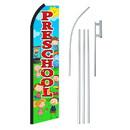 NEOPlex SW11203-4PL-SGS Preschool Swooper Flag Bundle