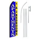 NEOPlex SW11352-4PL-SGS Apartments 1 & 2 Swooper Flag Bundle