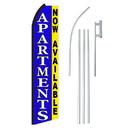 NEOPlex SW11353-4PL-SGS Apartments Now Swooper Flag Bundle