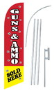 NEOPlex SW80083-4DLX-SGS Guns & Ammo Sold Here Windless Swooper Flag Kit