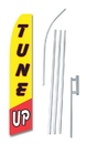 NEOPlex SWFN-1077-4PL-SGS Tune Up Swooper Flag Kit