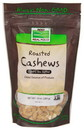 NOW 7067 Cashews, Roasted & Salted - 10 oz.