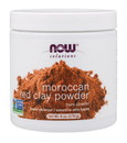 NOW 8190 Red Clay Powder Moroccan - 6 oz.