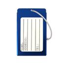 Luggage Tags Aluminum Business Card Holder Travel ID Bag Tag