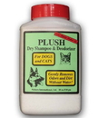 Nickers International P08001 Pet Products Dogs & Cats -PLUSH DRY SHAMPOO