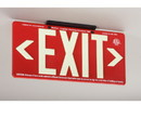 NMC 7070B 100Ft Red Exit Sign