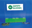 NMC ASG-3 Double Safety Glasses Dispenser, ACRYLIC, 16