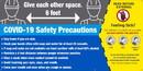 NMC BT62 Covid-19 Safety Precautions Banner