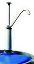 ZeeLine 10044 Polypropylene self priming piston lift pump- 8 oz. per stroke
