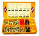ZeeLine 10066 SAE Assortment w/Plastic caps- 100pc Box
