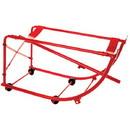 ZeeLine 137 - Tilting Drum Cradle with Axle and Wheels