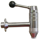 ZeeLine 1608RNL Heavy-duty non-drip oil bar spigot (Non Locking)