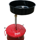 National Spencer Waste Oil Lift Drain For Use W/ 120 Lb. Open Drum