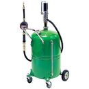 National Spencer Portable Oil Dispensing System W/ Pump, Meter, & 17 Gallon Tank