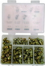 ZeeLine 66M Metric grease fitting assortment - 80 piece