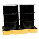ZeeLine 782 2-Drum Spill Pallet w/30gal-Capacity