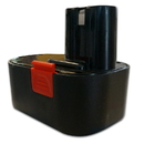 ZeeLine 91201-19 19-volt replacement battery for 912-19 grease gun (Ni-Cad)