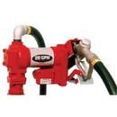 National Spencer 12-Volt Fuel Pump W/ 12' Hose 20-Gpm