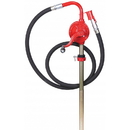 National Spencer Economy Rotary Pump W/ Rubber Hose & Holster For 15-55 Gallon Drum