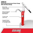 National Spencer Drum Pump W/O Hose For 15-55 Gallon Drum