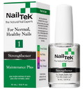 Nail Tek 55805 Treatments Maintenance Plus 1- For Strong, Healthy Nails