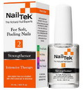 Nail Tek 55807 Intensive Therapy-2 Treatment for Soft Peeling Nails, 0.5 Fluid Ounce