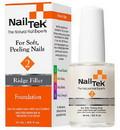 Nail Tek 55814 Foundation 2 For Soft, Peeling Nails, 0.5 Oz