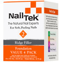 Nail Tek 55815 Foundation 2 Pro Pack - 4/0.5 Oz, Pk