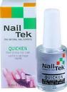 Nail Tek 55824 Quicken Fast Drying Top Coat, 0.5 Oz