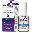 Nail Tek 55832 Moisturizing Strengthener 4 For Difficult, Resistant Nails, 0.5 Oz
