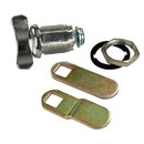 JR Products 00115 Deluxe Compartment Thumb Lock - 5/8
