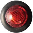 Fasteners Unlimited 003-183RR Bullet Led Light Red W/Grommet