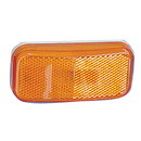 Fasteners Unlimited 003-58LB Clearance Light Led Amber Rect