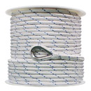 Extreme Max 3006.2519 BoatTector Double Braid Nylon Anchor Line with Thimble - 1/2