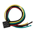 JR Products 13065 Standard Harness for Double Row Terminal Slide-Out Switch