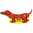 WOW Watersports 19-1000 Weiner Dog 2-Rider Towable