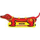 WOW Watersports 19-1010 Weiner Dog 3-Rider Towable