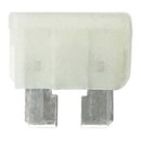 WirthCo 24375 MidBlade Fuse - 25 Amp (Natural), Pack of 5