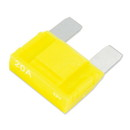 WirthCo 24520 MaxBlade Fuse - 20 Amp (Yellow), Pack of 2