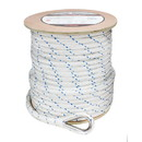 Extreme Max 3006.2544 BoatTector Double Braid Nylon Anchor Line with Thimble - 3/4