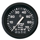 Faria 32850 Euro Tachometer Gauge 7000 RPM with System Check Indicator - 4