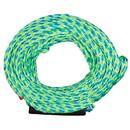 Tow Rope 60' Heavy Duty 4 Rider Green/Blue Full Throttle