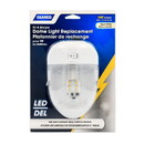 Camco 41331 12V Single Dome Light Kit 160 Lumens