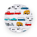 Camco 53223 Salad Plate Rv Pattern