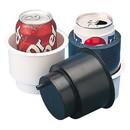 Sea-Dog 588061N Combo Drink Holder with Drain Fitting - White