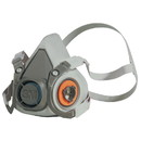3M 6200 Half Facepiece Reusable Respirator - Medium